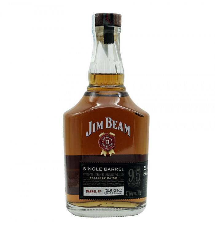 Jim Beam Single Barrel la tramuntana
