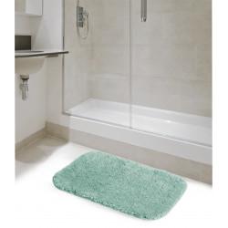 ADHERMAT MINT MICROFIBER BATH MAT WITH NON-SLIP TPR BASE Latramuntana