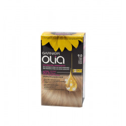 GARNIER HAIR DYE OLIA 9.0 LIGHT BLONDE Latramuntana