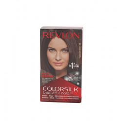 REVLON COLORSILK HAIR DYE 27 DEEP RICH BROWN Latramuntana