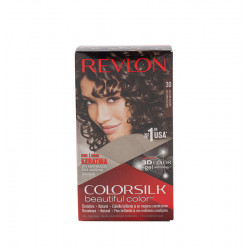 REVLON COLORSILK HAIR DYE 30 DARK BROWN Latramuntana