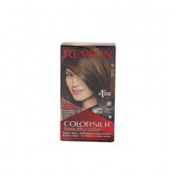 REVLON COLORSILK HAIR DYE 41 MEDIUM BROWN Latramuntana