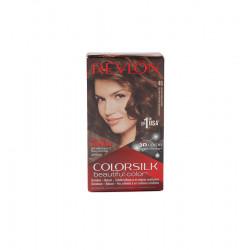 REVLON COLORSILK HAIR DYE 46 MEDIUM GOLDEN CHESTNUT BROWN Latramuntana
