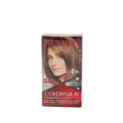 REVLON COLORSILK HAIR DYE 54 LIGHT GOLDEN BROWN Latramuntana