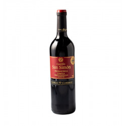 CASTILLO SAN SIMON RED WINE Latramuntana