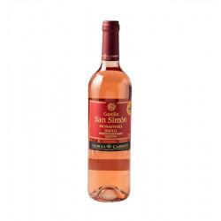 CASTILLO SAN SIMON ROSÉ WINE Latramuntana