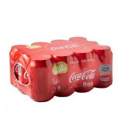 COCA-COLA CAN 33CL 6-pack Latramuntana