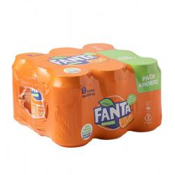 FANTA ORANGE 33CL 9-PACK Latramuntana