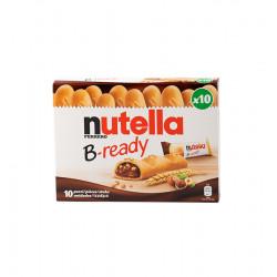 NUTELLA B-READY 10 UNITS Latramuntana