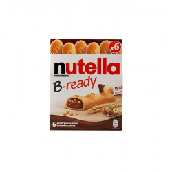 NUTELLA B-READY 6 UNITATS Latramuntana