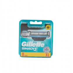 GILETTE MACH 3 8 REPLACEMENTS Latramuntana
