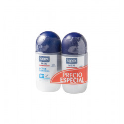 sanex desodorant rollon pack de 2 x 50 ml men active la tramuntana