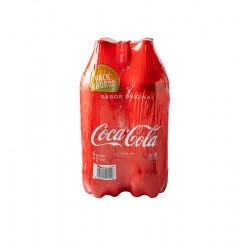 COCA-COLA 2 L PACK 4