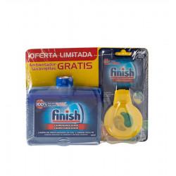 FINISH DISHWASHER CLEANER REGULAR 250ML Latramuntana