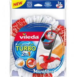 VILEDA TURBO MICROFIBRES 2 IN 1 REPLACEMENT Latramuntana
