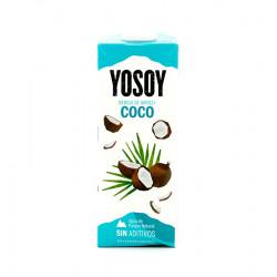 YOSOY COCO RICE DRINK 1 L Latramuntana
