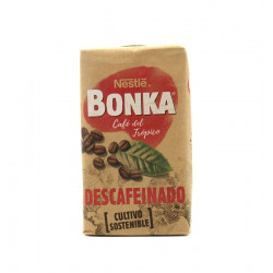 DECAFFEINATED GROUND BONKA 250 G Latramuntana
