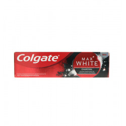 COLGATE TUB 75 MAX WHITE CHARCOL Latramuntana