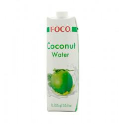 FOCUS WATER COCO 100% 1 L Latramuntana