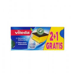 VILEDA ESTROPAJO salvaungles ANTIBACTERIS 2 + 1 Latramuntana