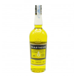 Licor de hierbas chartreuse amarilla 70 cl la tramuntana