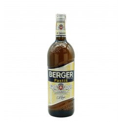 BERGER YELLOW PASTIS 1 L