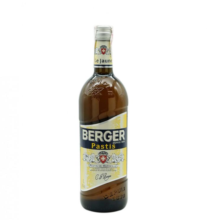 BERGER YELLOW PASTIS 1 L