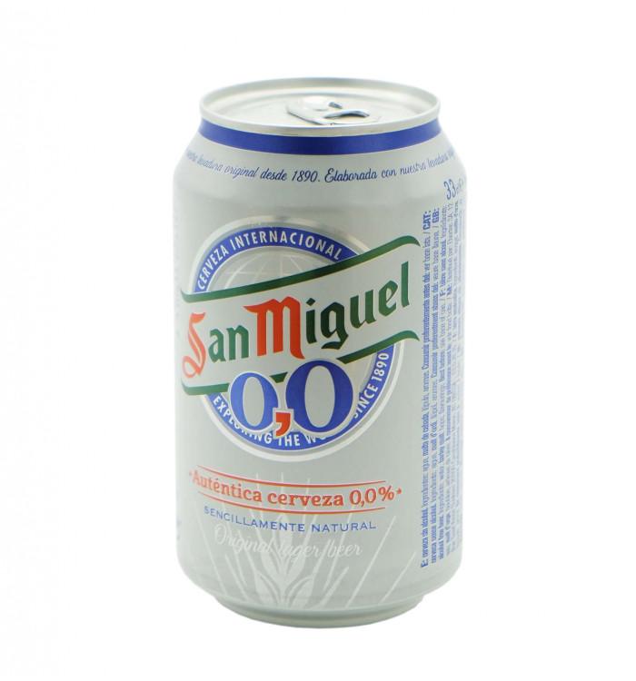SAN MIGUEL 00 LLAUNA 33 CL