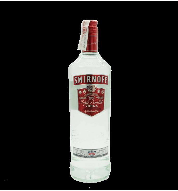 Smirnoff etiqueta roja la tramuntana