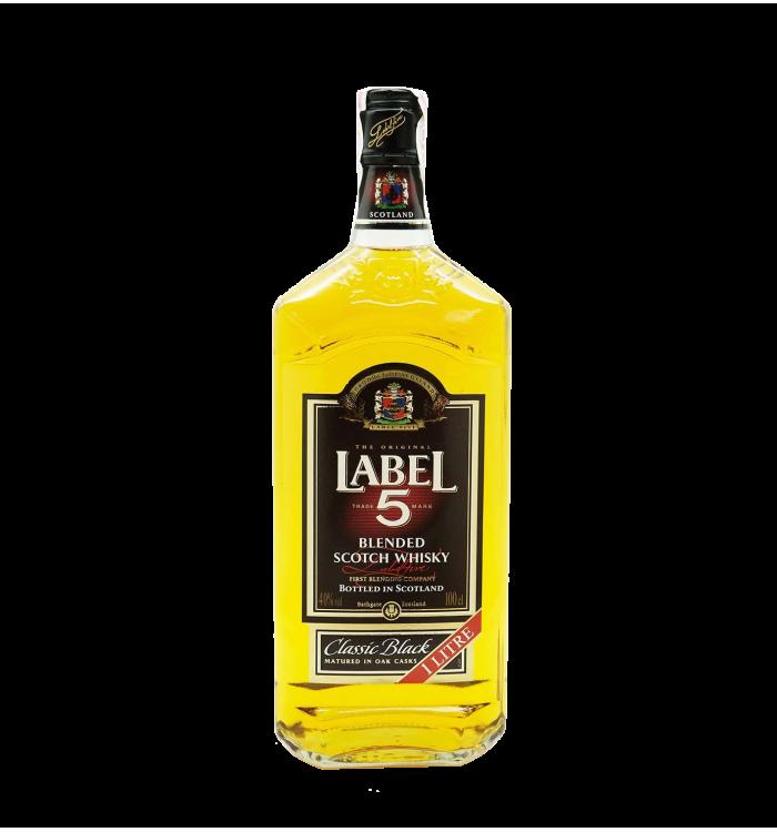 Label 5 1 L la tramuntana