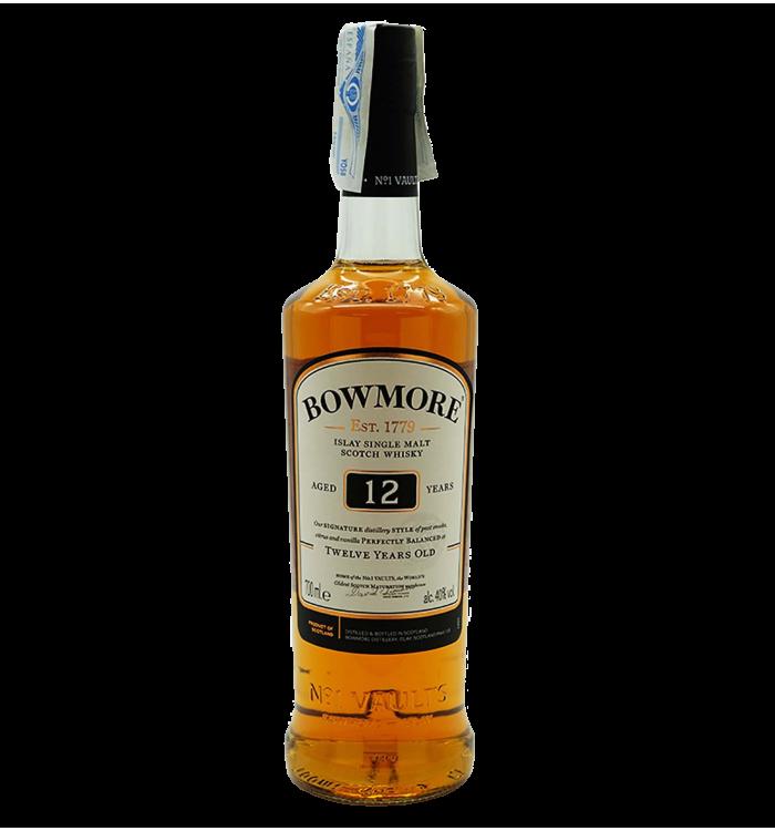 Bowmore 12 años 70 cl la tramuntana