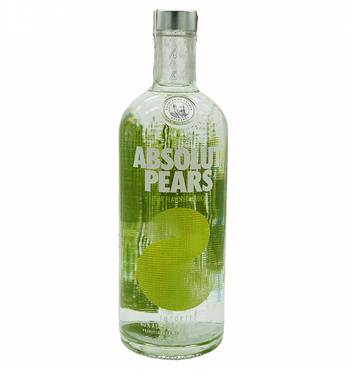 Absolut vodka pears la tramuntana