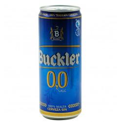 Cerveza buckler 00 33 cl la tramuntana