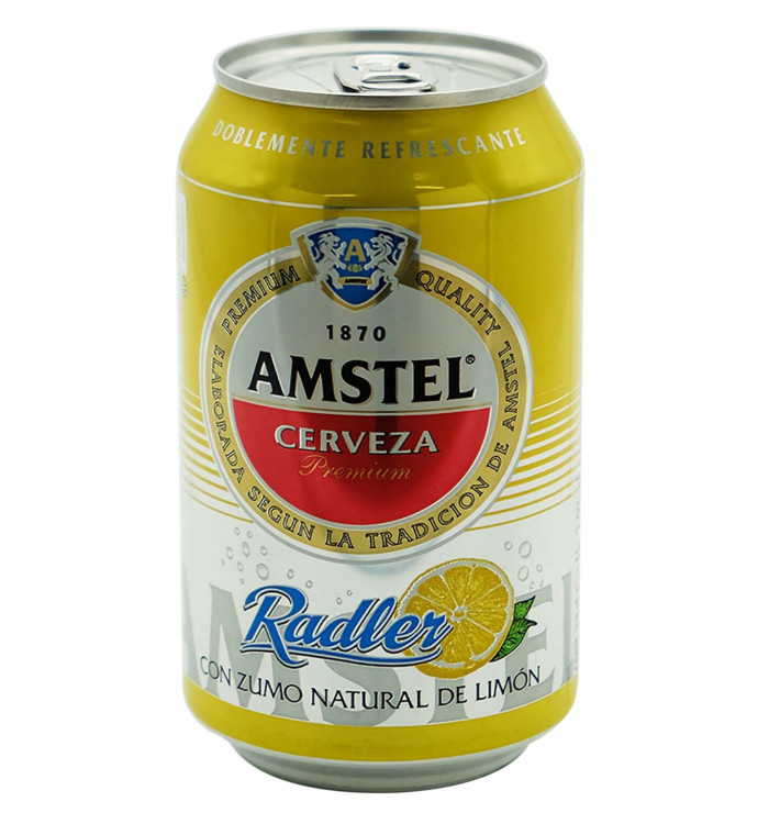 AMSTEL RADLER LLAUNA 33 CL