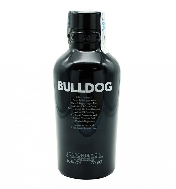 BULLDOG GIN PREMIUM 70 CL