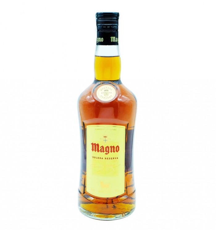 Brandy magno 70 cl la tramuntana