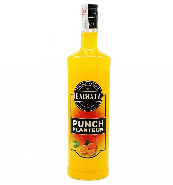 Licor tropical bachata punch planteur 1 l la tramuntana