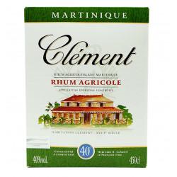 CLEMENT WHITE BOX 3 L 50 Latramuntana