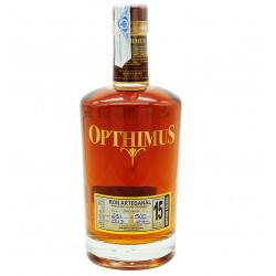 OPTHIMUS RUM 15 YEARS 70 CL Latramuntana