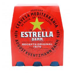 ESTRELLA DAMM 25 CL BOX 6 Latramuntana