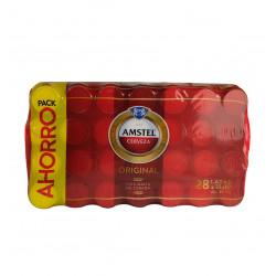 AMSTEL 33 CL CAIXA 28