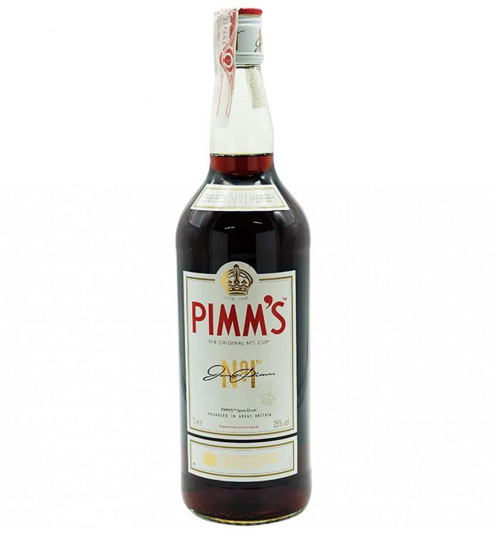 Licor de hierbas Pimm's nº 1 de un litro la tramuntana