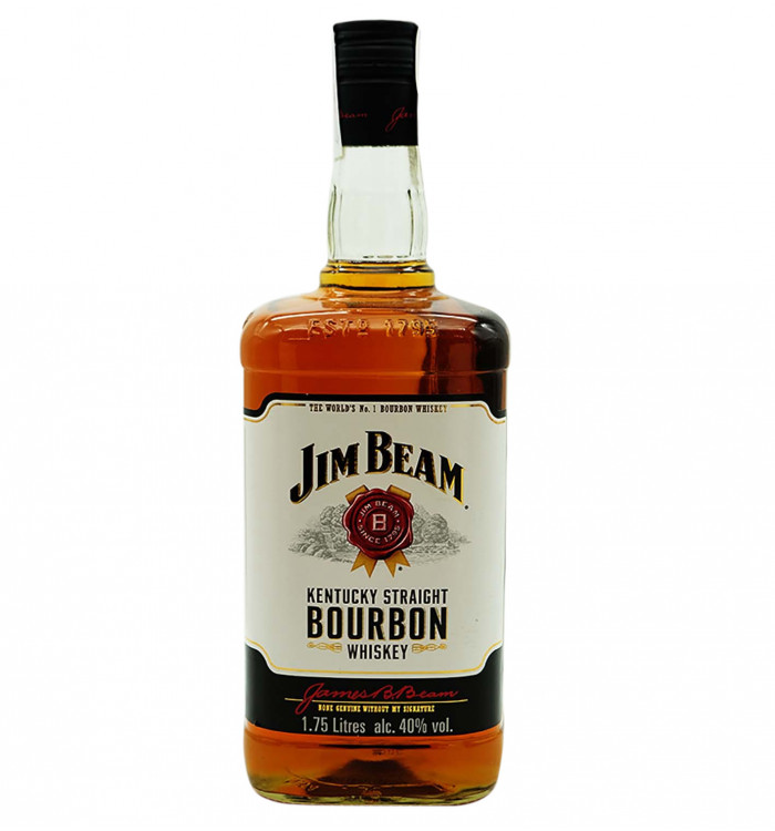 JIM BEAM BOURBON 175 CL