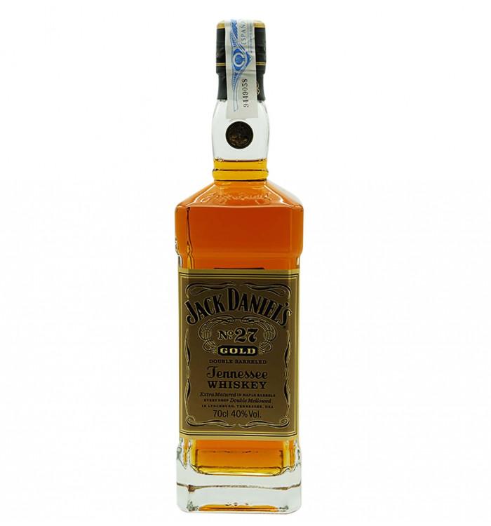 JACK DANIELS Nº27 GOLD 70 CL