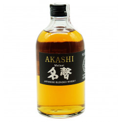 AKASHI JAPAN BLENDED MEISEI 50 CL Latramuntana
