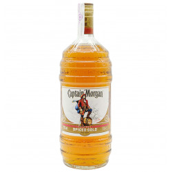 Captain morgan spiced gold 150 cl la tramuntana