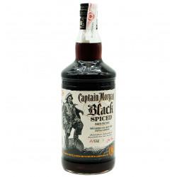Captain morgan spiced black 1 L la tramuntana