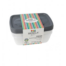 TREND CONTAINERS WITH LID Latramuntana